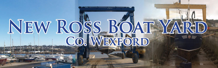 New Ross Boat Yard - Logo
